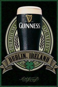 Guinness Ireland - Beer