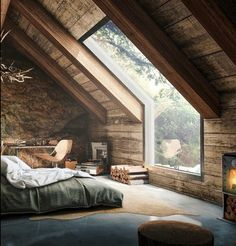 Log House Interior www. Log House Interior www. The post Log House Interior www. appeared first on House ideas. Farmhouse Master Bedroom, Bedroom Rustic, Bedroom Modern, Modern Beds, Design Case, Design 24, Design Color, Dream Bedroom, Pretty Bedroom