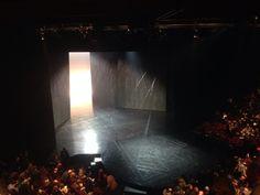 Macbeth. Vivian Beaumont Theatre. Scenic design by Scott Pask.