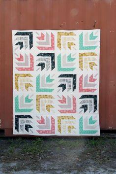 Etno Quilt by Pat Bravo