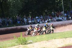 Speedway Action at Olching