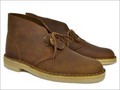 Beeswax Desert Boots