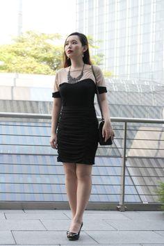 Colour Block Fashion Trend, more at PrudencePetiteStyle.wordpress.com