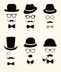 glasses vintage illustration - Google 検索