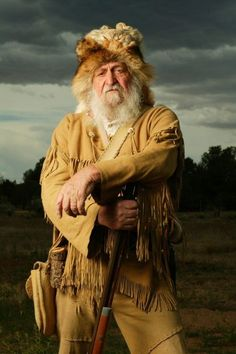 Mountain Men and Fur Trappers | Via Pop the Bear
