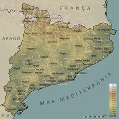 Comarques de Catalunya