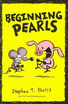 A collection of the comic strip Pearls before swine, specially chosen for young readers