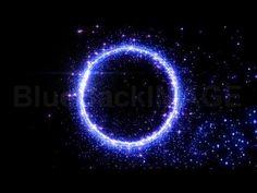映像素材 動画素材 キラキラ スター パーティクル レンズフレア 3 B2 - YouTube