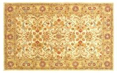 Hardy Rug, Gray/Light Gold