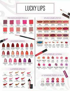 Younique Lip Products!! We are sure to have a lip product that you will love! Precision LipLiners, Lucrative Lipgloss, Stiff Upper Lip-Lip Stain, Opulence Lipstick, Lip BonBons Tinted Lip Balm & Splash Liquid Lipstick!  www.CrystalsBeautyCrush.com