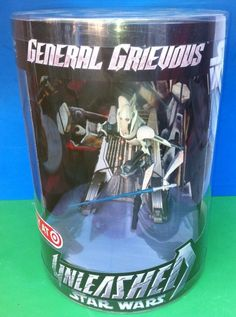 Star Wars Unleashed Target Exclusive General Grievous (2006)