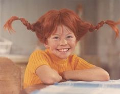 My favorite red-headed, freckle-faced, free-spirited, bad-ass girl from my childhood is headed to the big screen, and I can't wait! Tv Movie, Movies, Pippi Longstocking, Film Genres, Comedy Tv, Little People, Role Models, Redheads, Childhood Memories