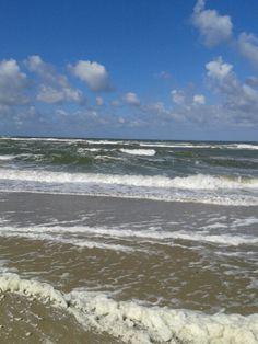 De zee bij camperduin