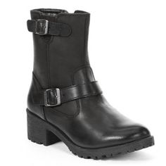 Eastland Belmont Leather Ankle Boots - Women