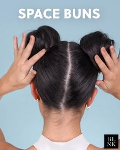 How to Create Space Buns doublebuns hairtutorial orva pinxhouse is part of Braided hairstyles - How to Create Space Buns doublebuns hairtutorial How to Create Space Buns doublebuns hairtutorial Trendy Hairstyles, Braided Hairstyles, Wedding Hairstyles, Two Buns Hairstyle, Natural Hair Styles, Short Hair Styles, Crochet Hair Styles, Crochet Braids, Professional Hairstyles