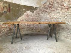 Esstisch_Hagen Tisch aus recyceltem Holz