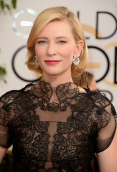 #CateBlanchett | 2014 Golden Globes