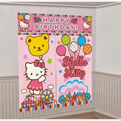 Hello Kitty Birthday Party Ideas and Supplies | Fun Themed Party Ideas