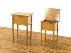 Sewing Goods ソーイングテーブル イギリスアンティーク家具 小物入れKS44080 インテリア 雑貨 Antique ¥32200yen 〆08月07日