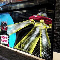 Graffiti HeArt Organizes New Murals Up Now Around Northeast Ohio | Scene and Heard: Scene's News Blog | Cleveland Scene