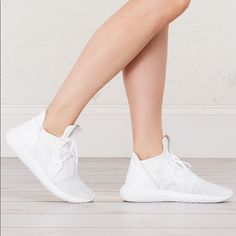 size 40 bb600 1d65a adidas Shoes  Adidas Tubular Shoes - Never Worn  Color White  Size