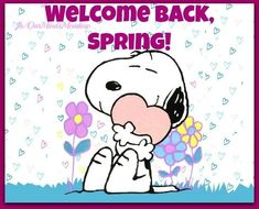 Welcome Back Spring spring spring quotes happy spring hello spring hello spring quotes