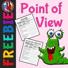 This Point of View Printable provides fun practice for your classroom. Students read a paragraph and decide if it is written as first person, third… 6th Grade Reading, Student Reading, Reading Tutoring, Teaching Reading, Professor, Authors Point Of View, Writing Folders, Writing Prompts, Middle School Literacy