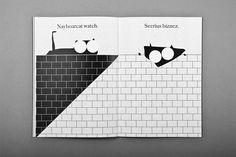 Bureau Mirko Borsche – »I IZ FELIPE« illustration: Moritz Wiegand