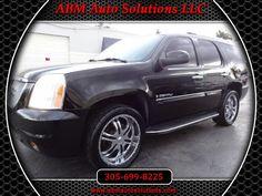 Used 2007 GMC Yukon Denali AWD for Sale in Miami FL 33176 ABM Auto ...