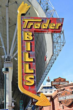 Trader Bills....Las Vegas , Nevada