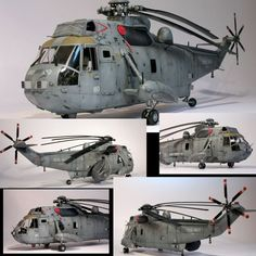 Westland Sea King AEW Mk.2A 1:48 Hasegawa by: Von Artur Oslizlo from: modellversium #udk #usinadoskits #helicoptero #helicopter #royalnavy #inglaterra #england #miniatura #miniature #guerra #war #hobby #miniart #war #guerra #instahobby #plastimodelismo #aew #navy #westland #seaking #sh3 #falklandswar #guerramalvinas #marine #hubscrauber