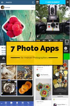 7 Photo Apps Android Photographers | Lucrecer.com