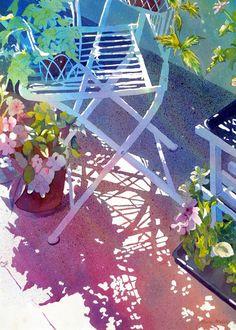 Sunrise_Walk_in_Greenwich_III_-_Flower_Shoppe_Chair_5x7.jpg (750×1050)