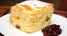 Cake Recipes, Dessert Recipes, Hungarian Recipes, Cake Cookies, Tart, Deserts, Good Food, Food And Drink, Cooking Recipes