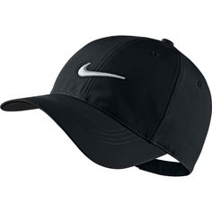Nike Golf Tech Swoosh Cap Onesize Black    Be sure to check out this  awesome product. (This is an affiliate link). Dan Richards edcba39ea1f6