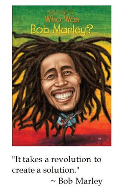 """Read """"Who Was Bob Marley?"""" by Katie Ellison available from Rakuten Kobo. Get Up, Stand Up! for the king of reggae music! Bob Marley was a reggae superstar who is considered to be one of the mos. Bob Marley Kunst, Bob Marley Art, Who Is Bob, Bob Marley Pictures, Wishes For Friends, The Wailers, New Children's Books, Buy Weed Online, Penguin Random House"""