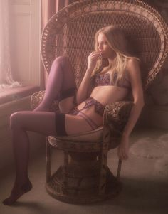 Stunning spring collection by Agent Provocateur
