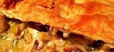 Pasteie – Page 2 – Boerekos – Kook met Nostalgie South African Recipes, Ethnic Recipes, Salty Tart, Pie In The Sky, Pasta, Dessert Recipes, Desserts, Tasty Dishes, Chicken Recipes