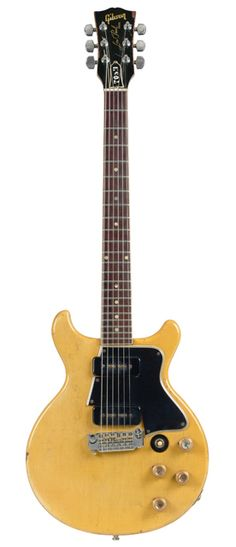 Gibson Les Paul guitar is the most popular among other types Gibson guitars. Music Guitar, Cool Guitar, Playing Guitar, Ukulele, Gibson Les Paul Jr, Peter Tosh, Famous Guitars, Bass Guitar Lessons, Les Paul Guitars