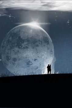 Moonlight Love -- Whew!  FINALLY found this picture that was a cover pic on a board.  Wasn't sure I'd find it in a board with 8000+ pins