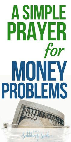 Struggling with knowing how to pray in this hard season? Use this prayer for finances when money's tight and you feel overwhelmed. Money Prayer, Say A Prayer, Prayer Verses, Prayer Room, Power Of Prayer, Faith Prayer, Exam Prayer, Prayer Times, God Prayer