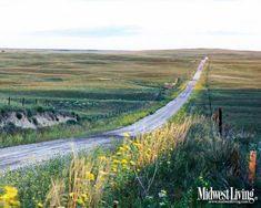 Nebraska Sandhills    Vistas stretch miles into the distance in the Nebraska Sandhills.