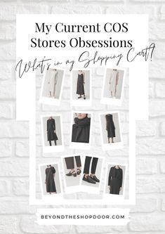 COS is about to open its first store in New Zealand. I'm so excited that I've listed my Current COS Stores Obsessions i. What's in my shopping cart. Cos Shorts, Shop Doors, Modern Wardrobe, Sustainable Fabrics, Passion For Fashion, Contemporary Design, Cart, Photo Editing, About Me Blog