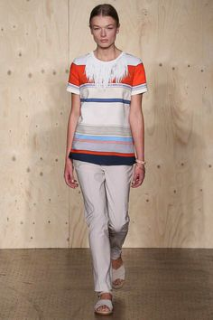 Olivia Palermo's #LFW Pin Picks: Chic and fuss-free for Paul Smith SS '15
