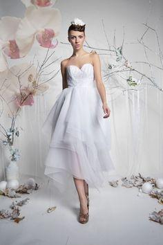 Snowflake - bajeczna suknia ślubna