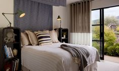 Master Bedroom: Napa Valley Redux by Jeffers Design Group