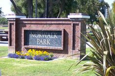 Norwalk Park on Sproul Street in Norwalk, California. For more photos of Norwalk, please look in the Norwalk, California (Pool) to the right. At this time, there are 158 pictures. Norwalk California, California Pools, California Real Estate, More Photos, Things To Do, History, Signs, Parks, Lifestyle