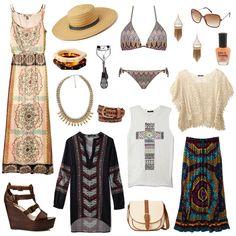 Sexy hippie clothes