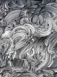Paul McDevitt 'Kl O', 2014 charcoal on paper x 166 cm Mark Lombardi, Julie Cockburn, Carroll Dunham, Fiona Banner, Dana Schutz, Douglas Gordon, Alexandra Grant, Raymond Pettibon, Peter Doig