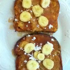 Ultimate monkey french toast